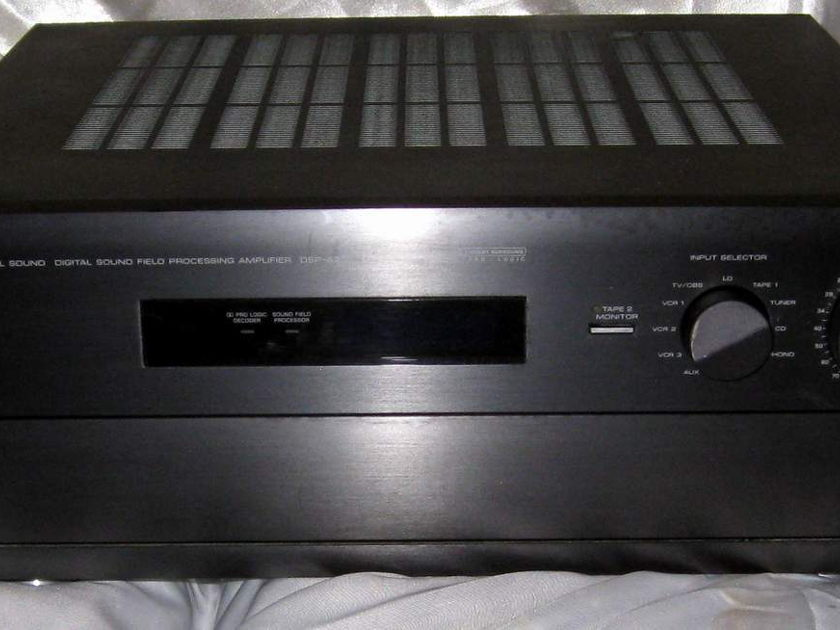 Yamaha DSP-A2070 processor 7 channel amplifier