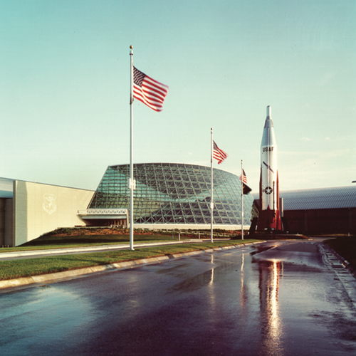 Picture of The Strategic Air Command & Aerospace Museum houses exhibit, education, and event space that will educate, inspire, and entertain everyone who walks through its doors.