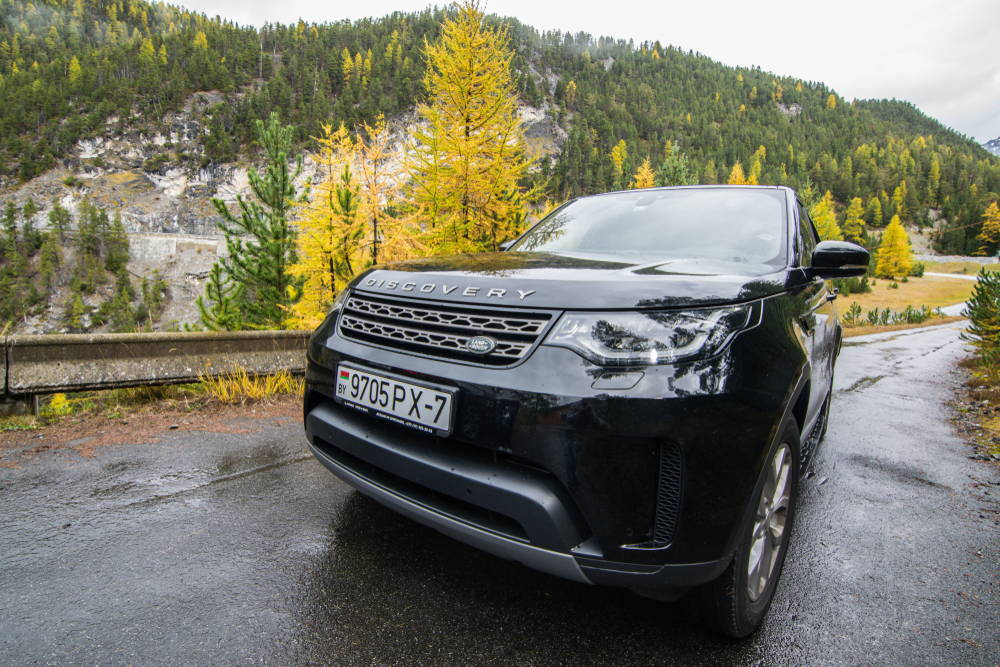 Relay theft prevention for discovery 5 models, as well as JLR Approved trackers