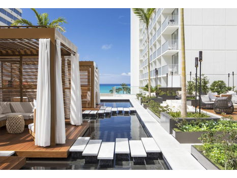 'Alohilani Resort Waikiki Beach - (2) Night Stay in a Diamond Head Ocean View Room and Breakfast for Two in Lychee