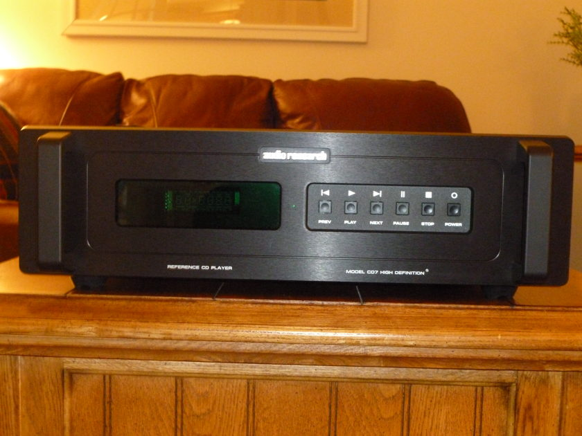 Audio Research Reference CD7 CD Player