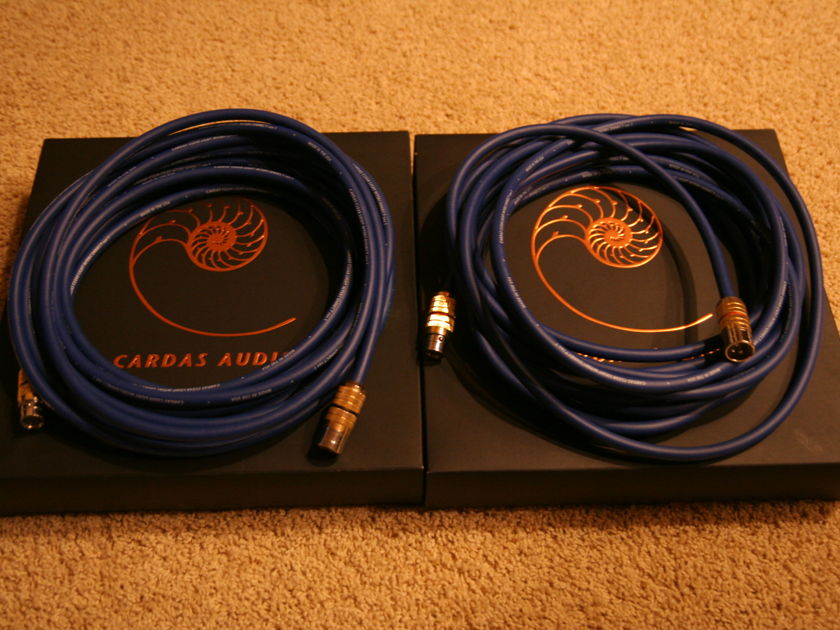 Cardas Audio Clear Beyond 1.5m Power Cable 20 amp