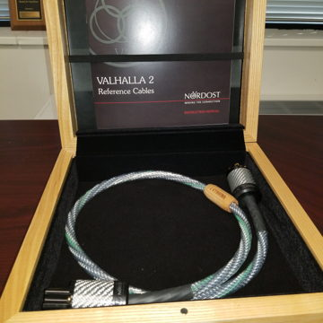 Valhalla 2 Power Cord