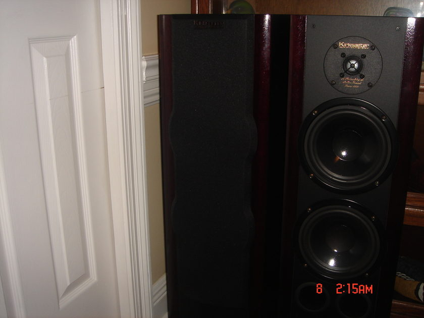 Kirksaeter Silverline Tower 120 Speakers
