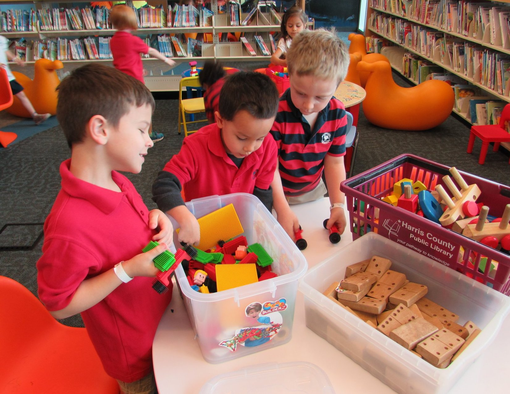 library, children, field trip, best, child care, daycare, kindergarten, 77062, clear lake