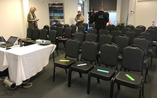 Centrally located Seminar / Training room - 0