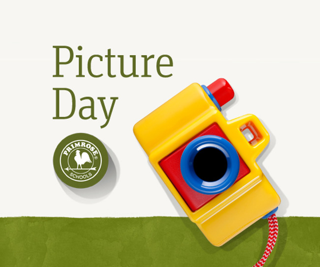 Smile it's Picture Day!