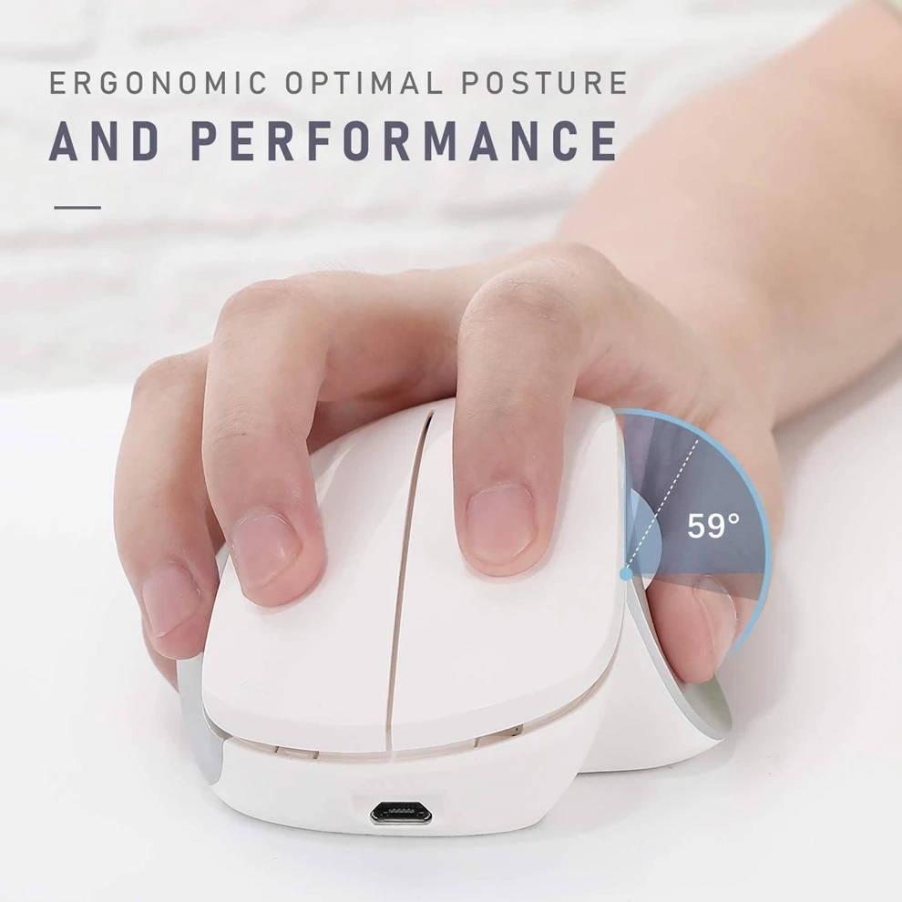 best mouse for index finger pain ergonomic