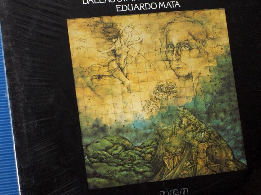 "STRAUSS / Mata  - ""Death & Transfiguration"" - RCA digital 1982 SEALED"