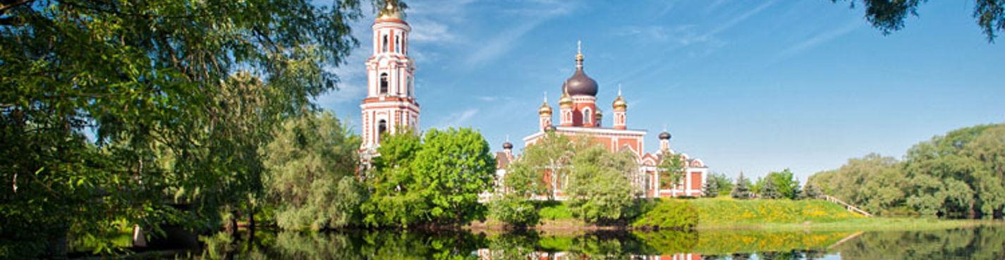 Автобусная экскурсия по святыням Старой Руссы