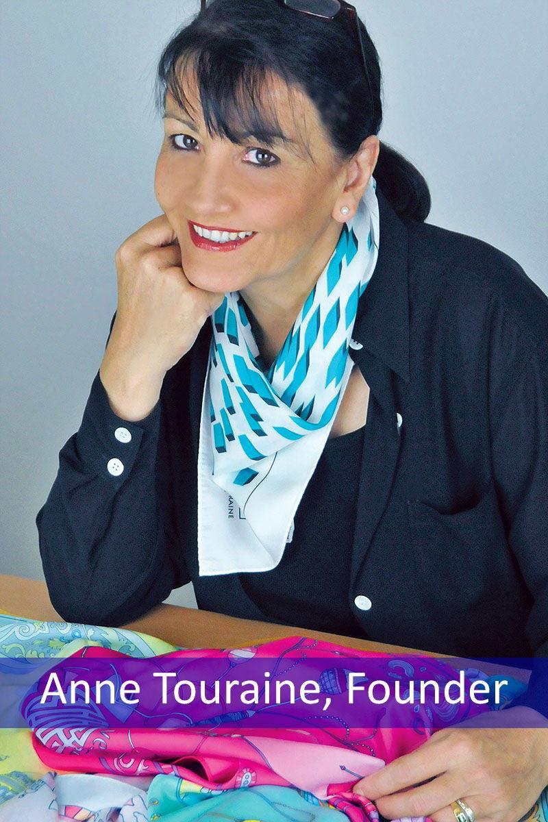 Anne touraine, Founder