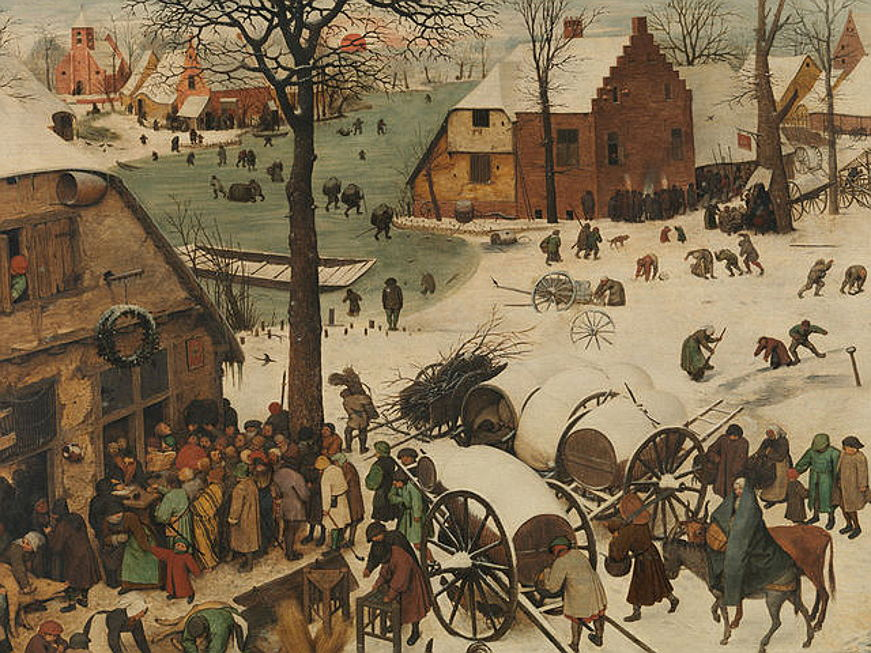 Lasne - Brussels places Pieter Bruegel in the spotlight in 2019
