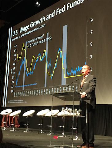 Jeffrey Gundlach was one of the big-name speakers on tap at Inside ETFs last week.