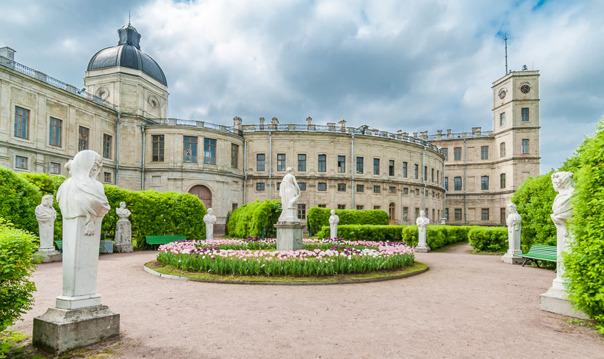 Дворцы Петербургской Знати