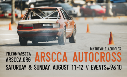 ARSCCA Solo II Points Event #10