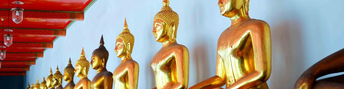Обзорная экскурсия по Бангкоку (с прогулкой по каналам)