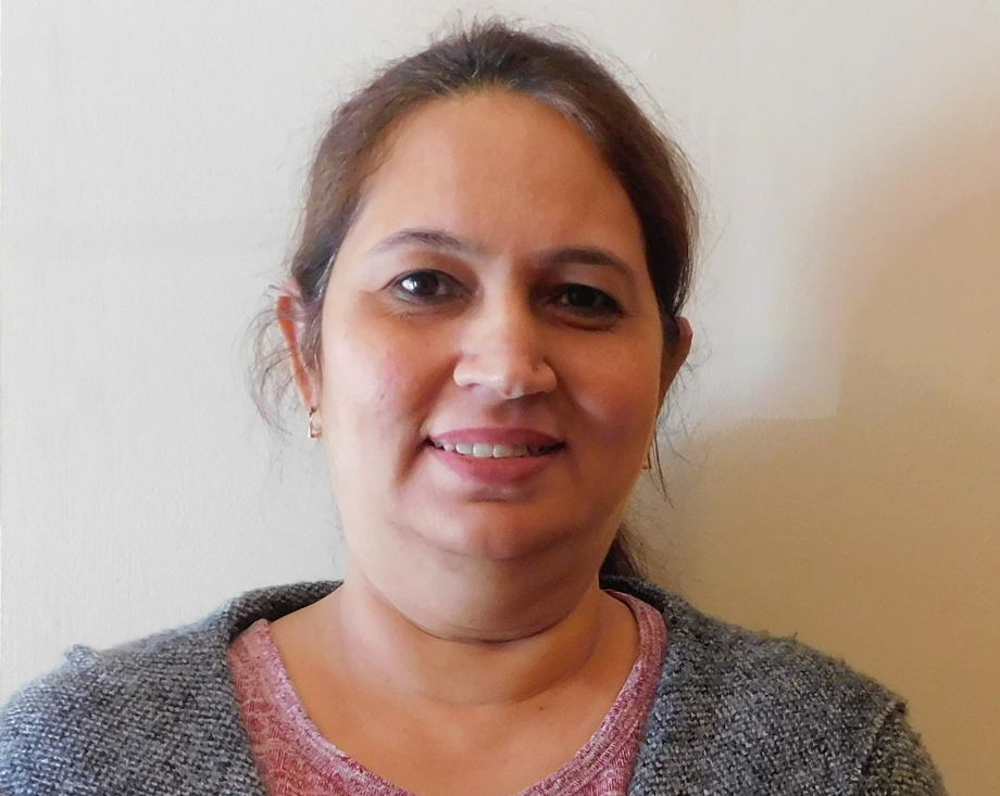 Ms. Muniza , Assistant Teacher