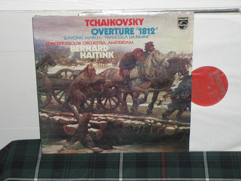 Haitink/COA - Tchaikovsky 1812 Philips Import Pressing 6500