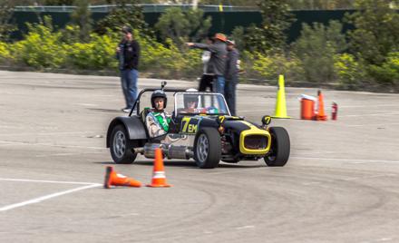 2018 SCR Autocross Championship #2