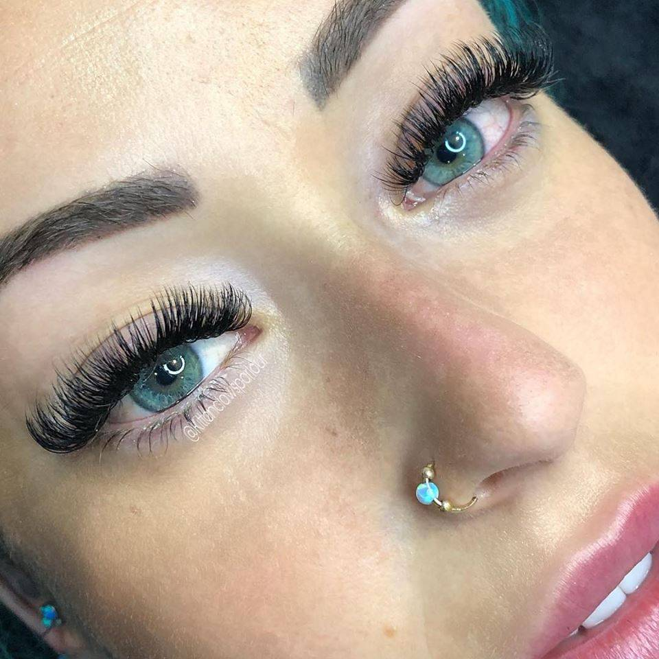 brisbane's best eyelash extensions