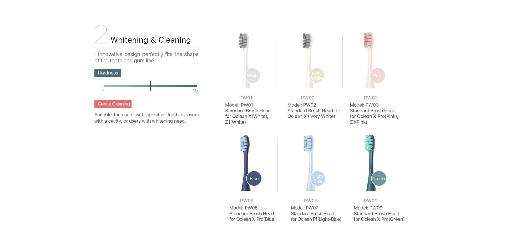 whitening and Cleaning