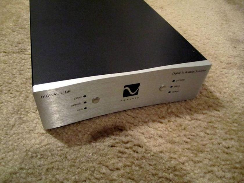 PS Audio Digital Link III - DLIIIi - DL3 Used, in fantastic condition