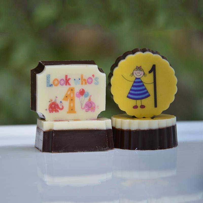 first birthday chocolates for return gifts in delhi