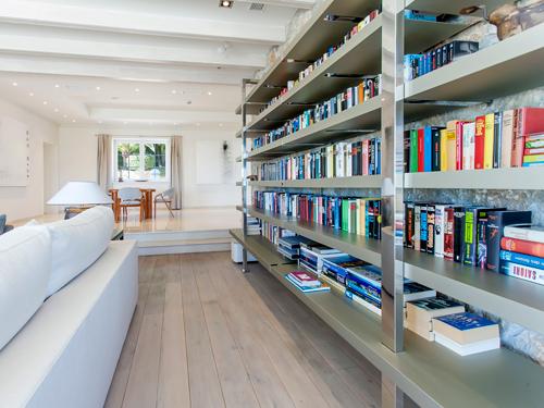 die heimische bibliothek einrichten. Black Bedroom Furniture Sets. Home Design Ideas