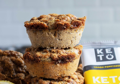High Protein, Low-Carb Muffins