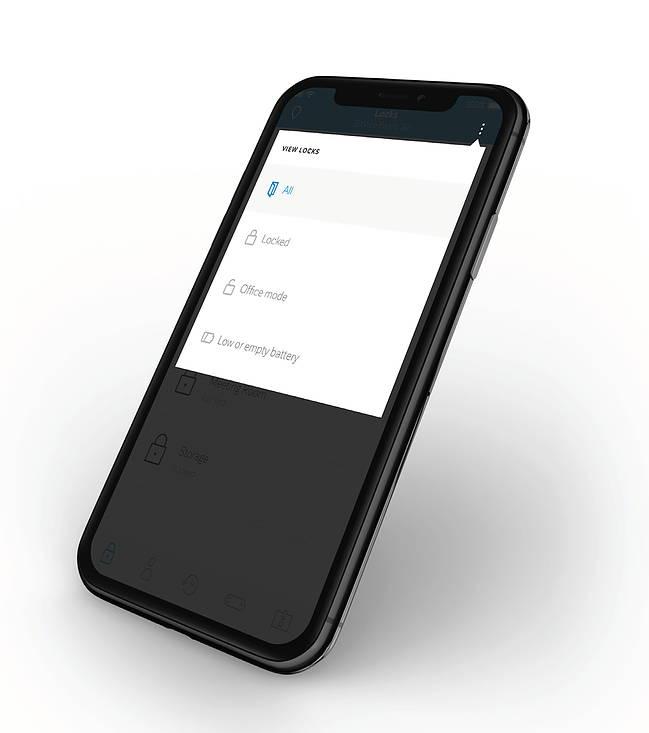 SALTO KS Mobile APP Update Release – Concept Store