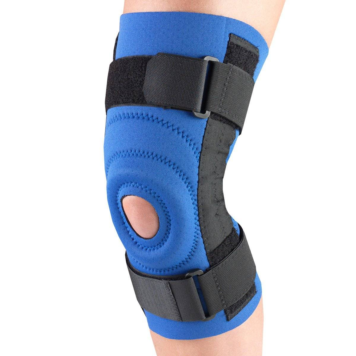 0308 / NEOPRENE KNEE STABILIZER - SPIRAL STAYS
