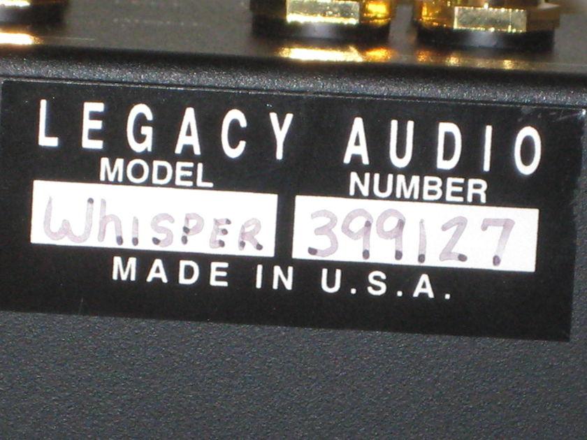 Legacy Coda Whisper Environmental  Processor Gene RubIn Audio Since 1979!