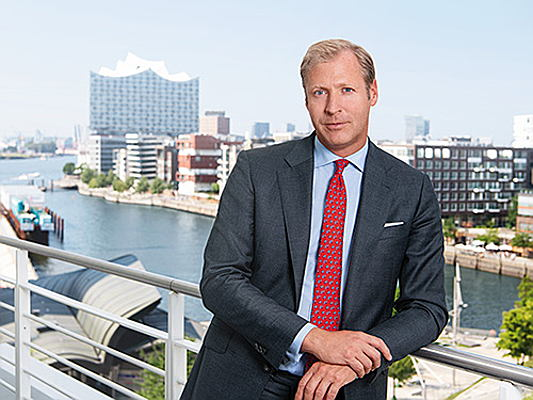"Hamburg - ""We are already seeing significant catch-up effects after the challenging first half of the year. Buyer activity is high in both national and international real estate markets,"" says Sven Odia, CEO of Engel & Völkers AG. (Image source: Engel & Völkers AG)"