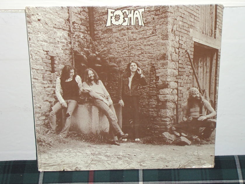 Foghat - Foghat (Pics) SEALED from 1973