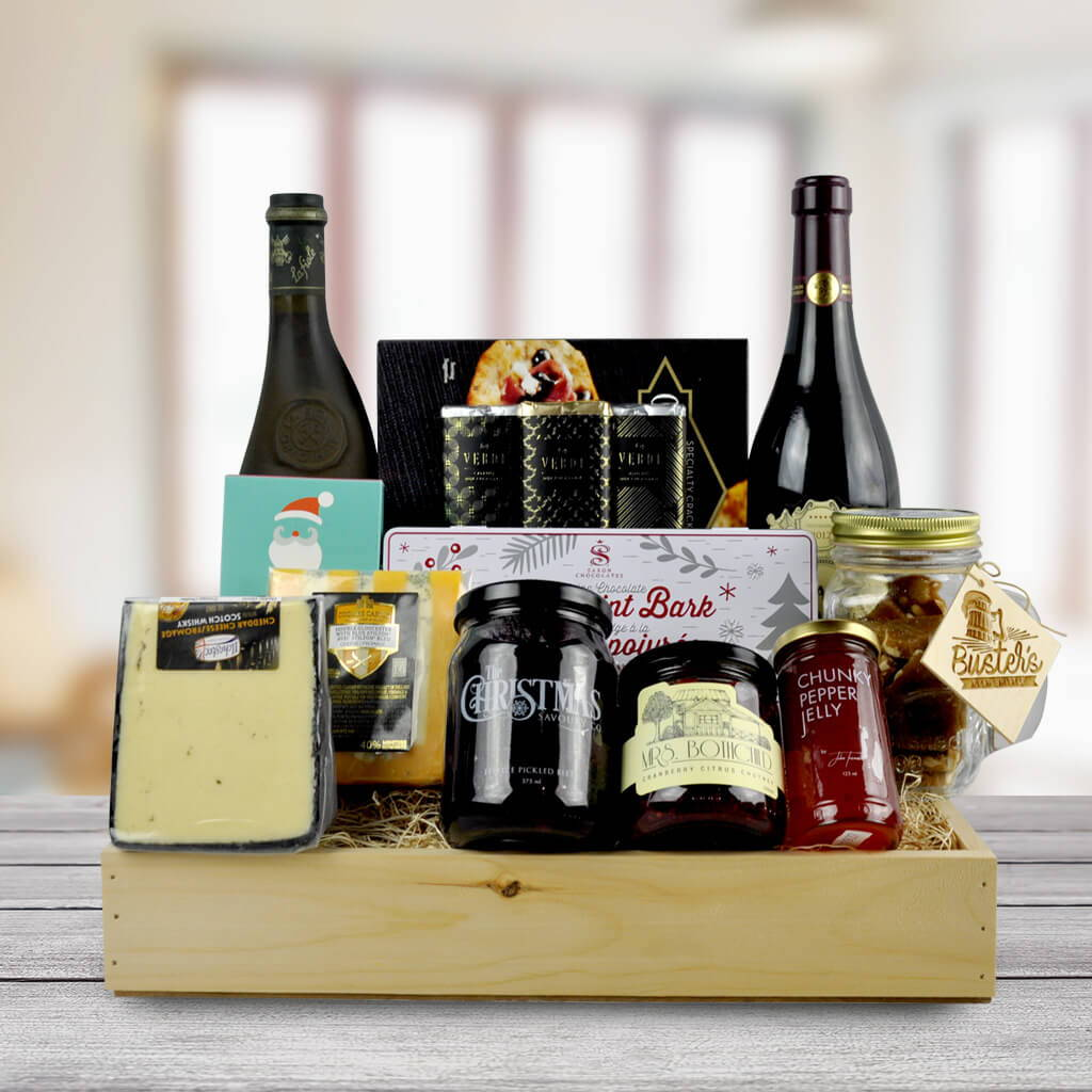 Seattle Gift Baskets Gourmet