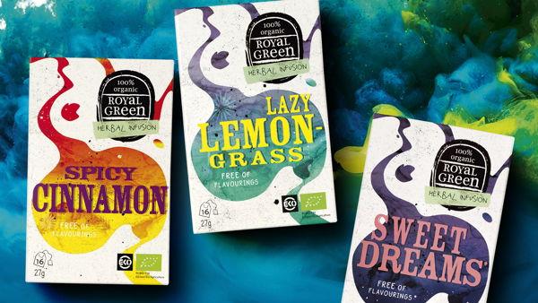 Royal Green – Fusion tea