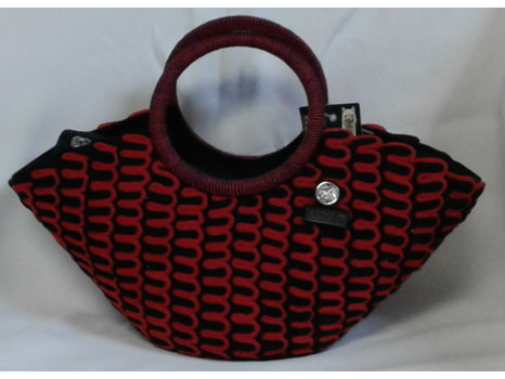 Red/Black Purse