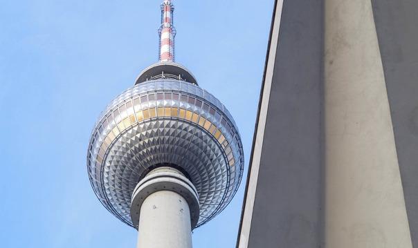 Берлин: Экспресс-тур по телебашне