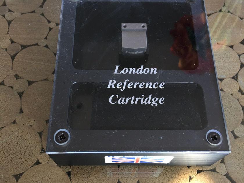 DECCA London Reference Phono Cartridge Hard to find, super hi-end, trades ok
