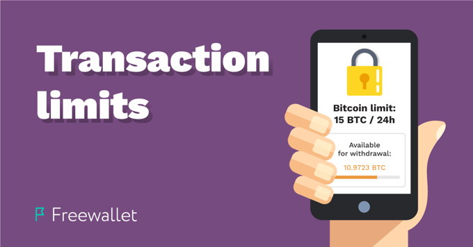Transaction limits