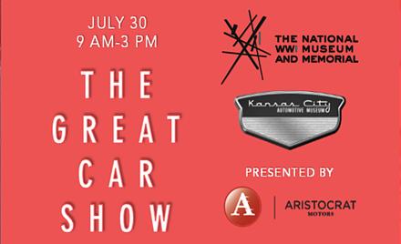 Car Show Event - Liberty Memorial
