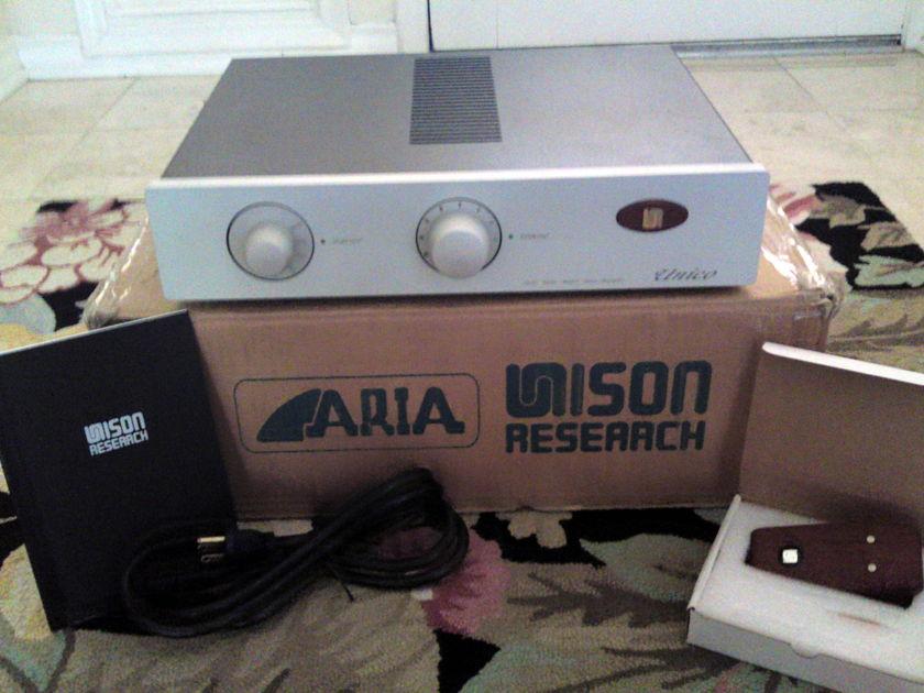 Unison Research UNICO Integrated w/phono