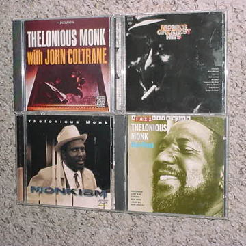monk with coltrane greatest hits