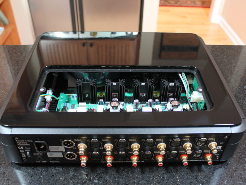 PS Audio BHK Signature Preamp with extras!