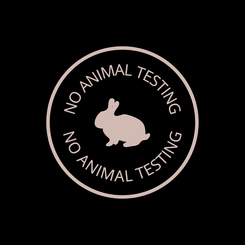 No animal testing logo