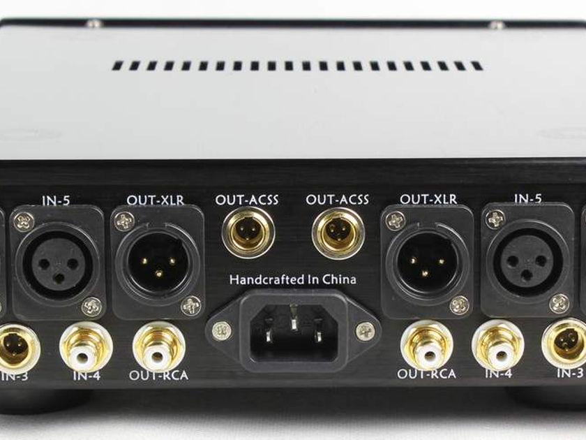 Audio-gd NFB-6 Balanced HP/Preamp