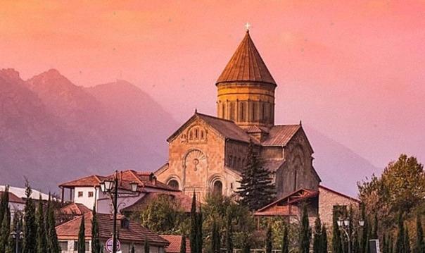 Мцхета-колыбель грузинского христианства