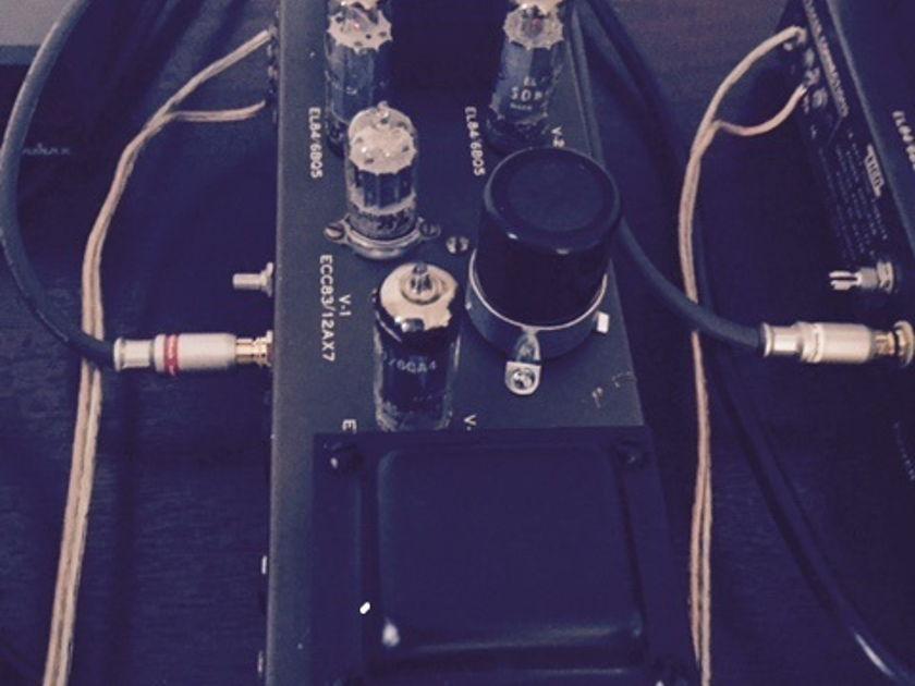 EICO HF-14 Tube Mono Power amps !!!