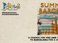 SUMMER IN BARCELONA image