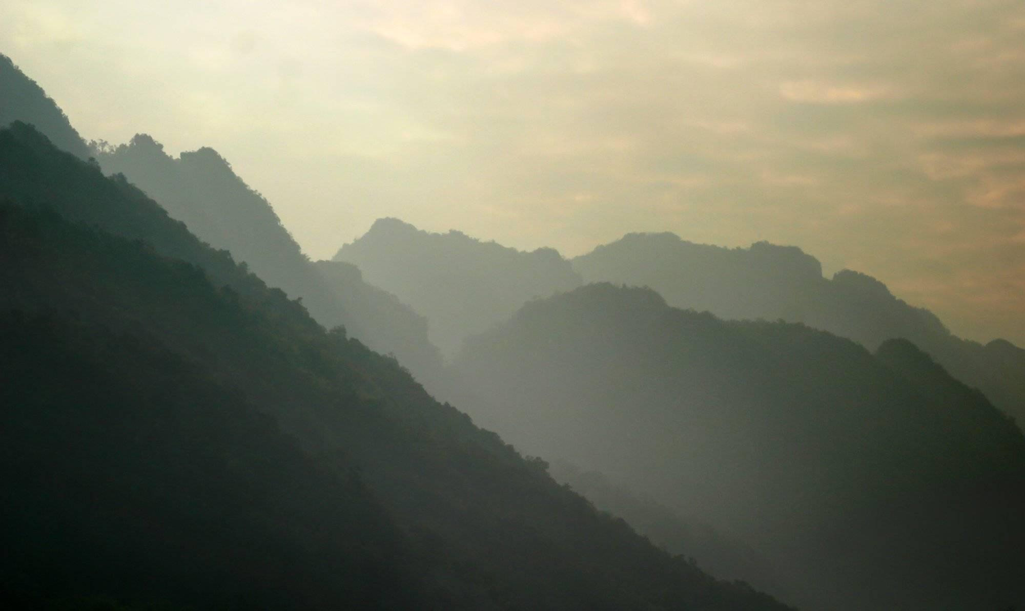 Randonnée sur le Pacific Crest Trail